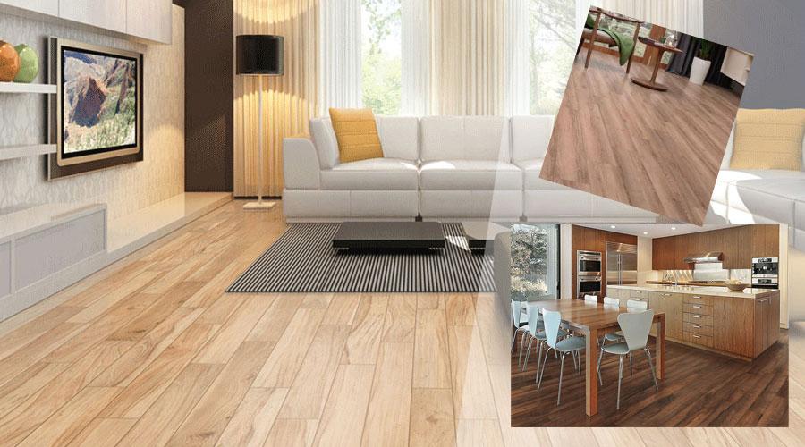 Sàn gỗ cao cấp độ bền cao
