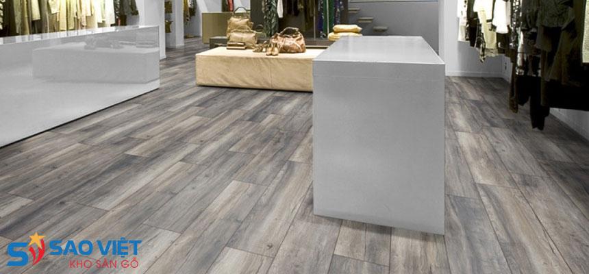 Sàn gỗ công nghiệp Goldbal