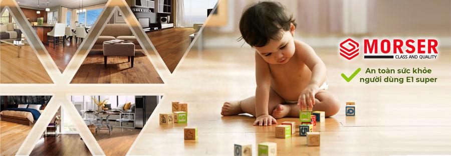 Sàn gỗ Morser Việt Nam