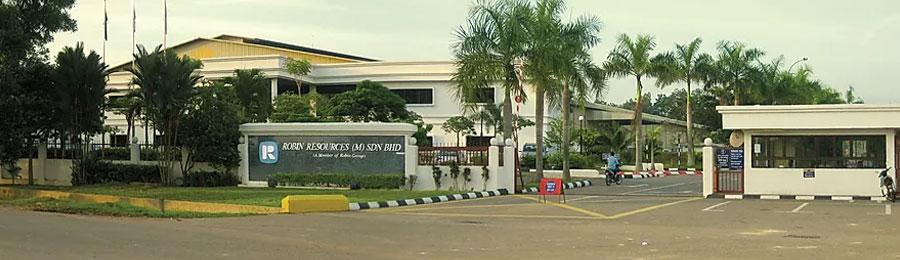 Quy mo nhà máy Robina lớn nhất Đông Nam Á
