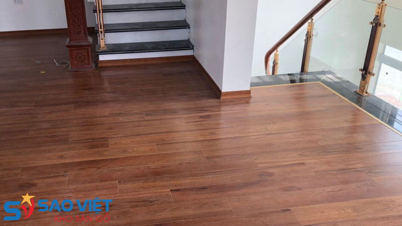 Kinh nghiệm chọn mua sàn gỗ công nghiệp