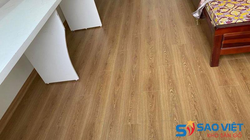Sàn gỗ 12mm tốt hơn