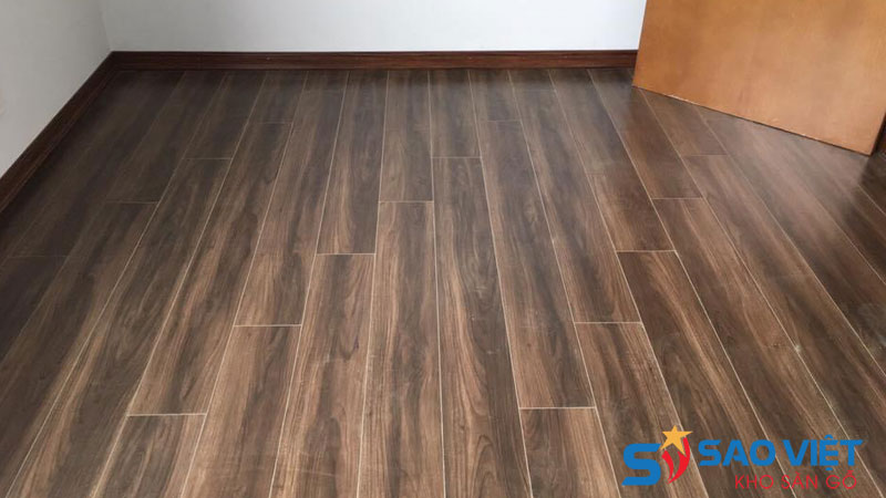 Sàn gỗ bị mối ăn