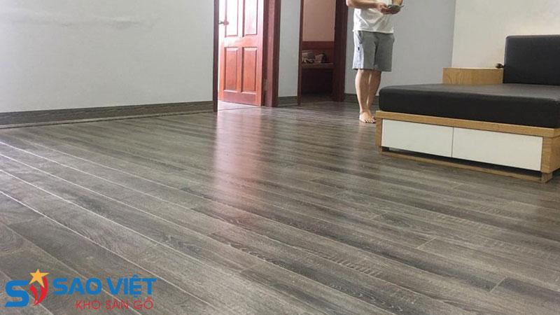 Sàn gỗ công nghiệp loại nào chịu nước tốt nhất