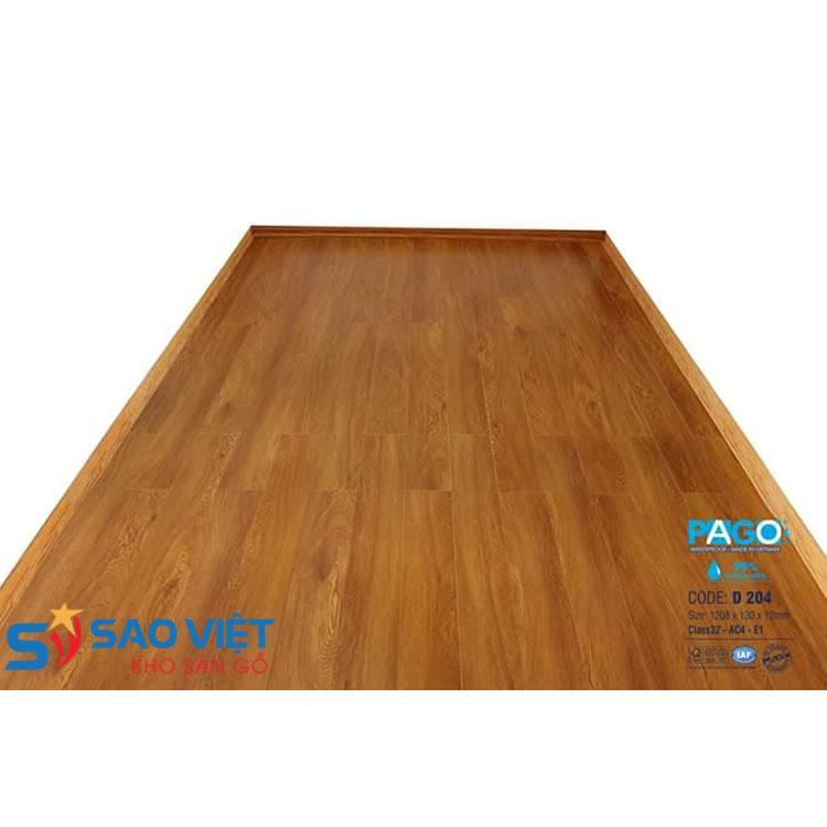 Sàn gỗ Pago D204