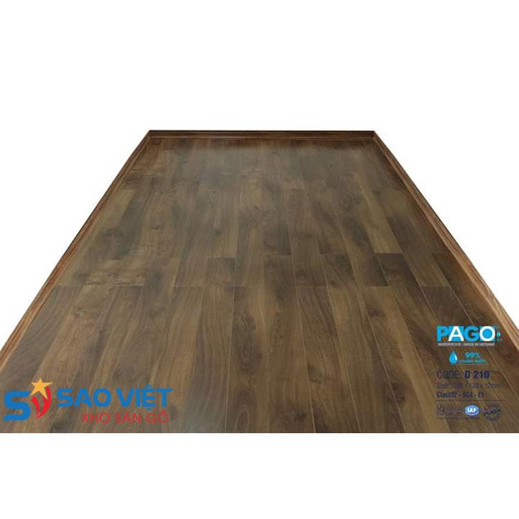 Sàn gỗ Pago D210