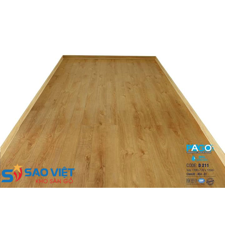 Sàn gỗ Pago D211