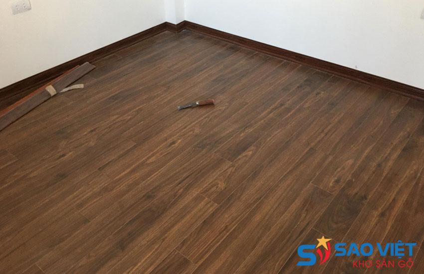 Các loại sàn gỗ công nghiệp sản xuất trong nước