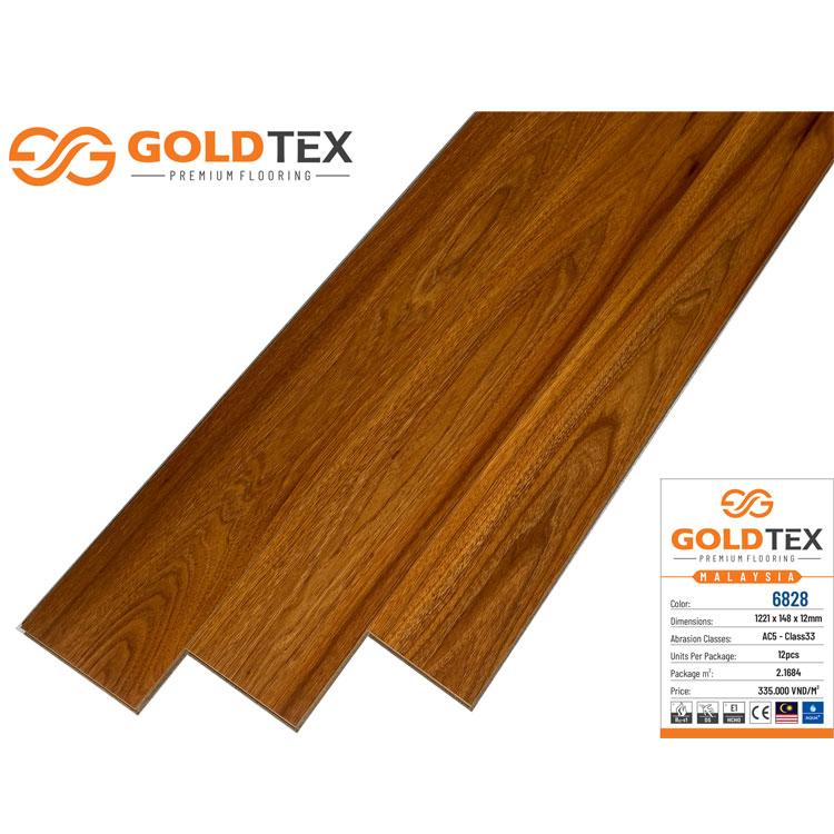 Sàn gỗ Goldtex 6828