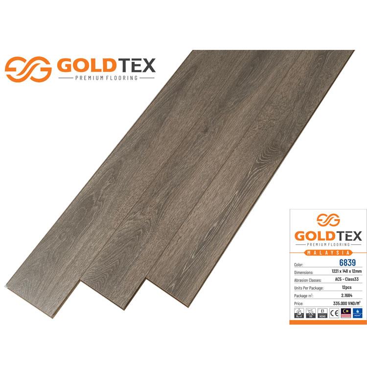 Sàn gỗ Goldtex 6839