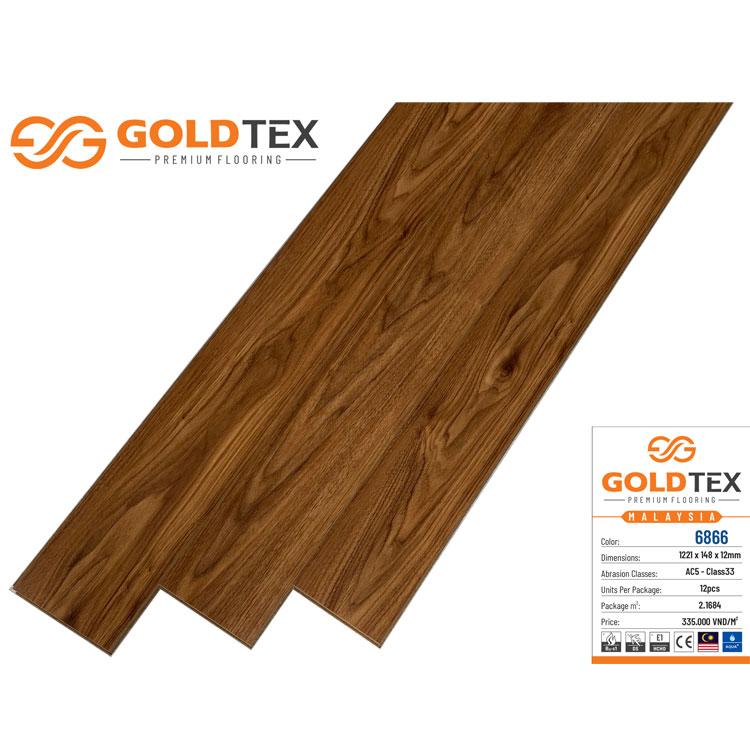 Sàn gỗ Goldtex 6866
